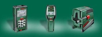 Цифровые измерительные инструменты Bosch DIY