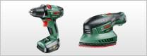 Аккумуляторные инструменты Bosch DIY
