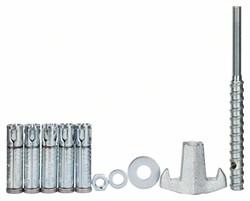 Bosch Набор из 6 шт. для крепления в кирпичной кладке 20 мм [2607000745]