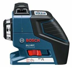 Bosch Построитель плоскостей GLL 2-80 P 0601063200