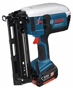 Bosch Аккумуляторный гвоздезабиватель GSK 18 V-LI 0601480301