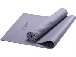 Коврик гимнастический FM-101-1-GR серый Starfit (FM-101-1-GR)