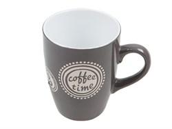 Кружка_керамическая,_320_мл,_серия_Coffee_time,_темносерая,_PERFECTO_LINEA_Супер_цена_30156004
