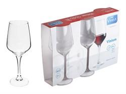 Набор бокалов для вина, 3 шт., 560 мл, 235х93 мм, серия Vinium, VINTIA (V054740) (V054740)
