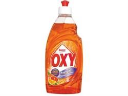 Средство_для_мытья_посуды_Апельсин_и_красный_грейпфрут_450_мл_Romax_Oxy_4812941002083