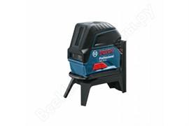 BOSCH GCL 2-15 Нивелир лазерный в чемодане + RM1 + BM3 с держателем [0601066E02]