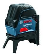 BOSCH GCL 2-15 + RM1 Нивелир лазерный (линейный и точечный) с держателем RM1 (упаковка картоная коробка) [0601066E00]