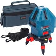 Линейный лазерный нивелир Bosch GLL 5-50 X [0601063N00]