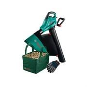 Bosch АКЦИЯ: Садовый пылесос ALS 25 + ПЕРЧАТКИ + СУМКА в ПОДАРОК! 06008a1001