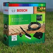 Набор принадлежностей Bosch Car Wash Set для мойки авто( шланг 6 м, щётка, угловая насадка,ткань из микрофибры