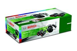 Комплект аккумулятор 12.0 В PBA12 V 2 шт. + зарядное устройство GAL1210 (Набор PBA 12 V 1,5Ah 2 шт. + GAL1210) (BOSCH) (1600A01L3E)