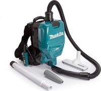 Пылесос-рюкзак аккумуляторный MAKITA DVC 260 Z (18+18 В, БЕЗ АККУМУЛЯТОРА И ЗАРЯДНОГО УСТРОЙСТВА)  (DVC260Z)