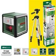 Лазер с перекрестными лучами Bosch Quigo Plus [0603663600]