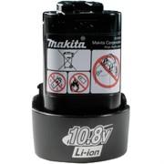 Аккумулятор MAKITA BL 1013 10.8 В, 1.3 А/ч, Li-Ion (196066-7)