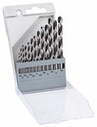 Спиральное сверло из быстрорежущей стали Bosch HSS PointTeQ, набор из 13 шт.  [2608577349]