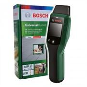 BOSCH UniversalHumid Измеритель влажности древесины (диапозон измерений влажности 6.4 - 74.7 % , cветодиодный индикатор)