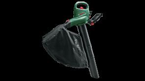 Воздуходувка-пылесос электрическая BOSCH UniversalGardenTidy 3000 (пылесос с измельчителем 12:1, 1600-3000Вт, поток 165-285км/ч, пылесос 160л/с, мешок 50л)