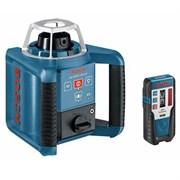 Bosch Ротационный лазерный нивелир GRL 150 HV + приемник LR 1 + пульт RC 1 0601061301