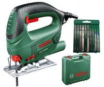 Bosch Лобзиковая пила PST 700 E АКЦИЯ!!! + чемодан + 10 пилочек BOSCH 06033a0022