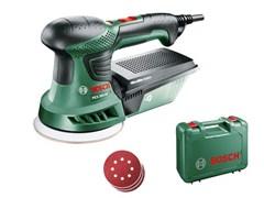 Bosch Эксцентриковые шлифмашины PEX 300 AE АКЦИЯ!!! + чемодан + 25 шлиф. кругов 06033a3001