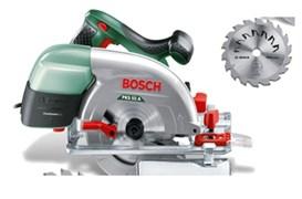 Bosch Ручные циркулярные пилы PKS 55 A АКЦИЯ!!! + дополнительный диск на 24 зуба 0603501002
