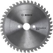 Bosch Диск для циркулярных ручных пил Multi Material Eco 160-20(16) 42 2608641800