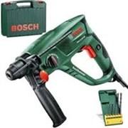 Перфоратор Bosch PBH 2100 RE Акция в чемодане + набор буров SDS-PLUS (6 штук) [06033A9303]