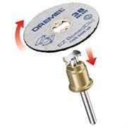 DREMEL® EZ SpeedClic: металлические отрезные круги 12-Pack. [2615S456JD]