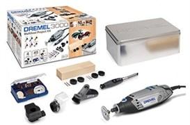 Набор для проекта с многофункциональным инструментом DREMEL® 3000 [F0133000KK]