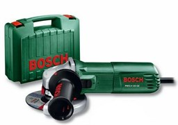 Bosch PWS 9-125 CE в кейсе + Diamond Cutting Disc [0603399A0H]