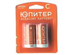 Батарейка_C_LR14_1,5V_alkaline_2шт._ЮПИТЕР_JP2103