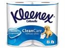Бумага_туалетная_2х_слойная_Cottonelle_Clean_Care_Delicate_White_4_рул._Kleenex_5901478901408