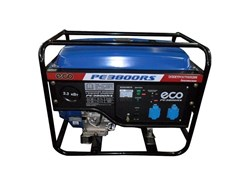 Электростанция_бенз._ECO_PE2500RS_2.2_кВт,_230_В,_бак_15.0_л,_вес_38_кг