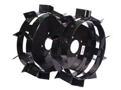 Грунтозацепы_ф_390310_мм,_шир._105_мм,_без_втулки,_2_обруча_FERMER_комплект_для_устанавливаются_вместо_колес_на_все_модели_культиваторов_