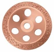 Bosch Твердосплавный чашечный шлифкруг 180 x 22,23 мм; среднезерн., скошен. 2608600366