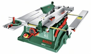 Bosch Настольные дисковые пилы PTS 10 0603b03200