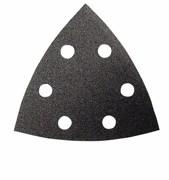 Bosch Набор из 5 шлифлистов 93 mm, 120 2608605194