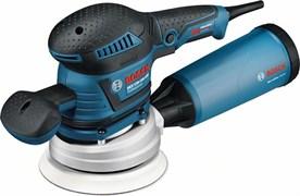 Bosch Эксцентриковые шлифмашины GEX 125-150 AVE + 50 шлиф листов 060137b103