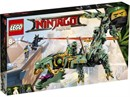 Конструктор_Ninjago_Механический_Дракон_Зелёного_Ниндзя_Lego_70612