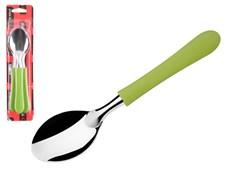 Набор_ложек_столовых,_3шт.,_серия_NEW_TROPICAL,_зеленые,_DI_SOLLE_Длина_183_мм,_длина_стальной_части_86_мм,_толщина_0,6_мм._Прочная_пластиковая_ру_04.0301.18.07.000
