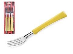Набор_вилок_столовых,_3шт.,_серия_INOVA_D,_желтые,_DI_SOLLE_Длина_200,5_мм,_длина_стальной_части_85_мм,_толщина_1,2_мм._Прочная_пластиковая_ручка_38.0201.18.14.000
