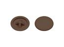 Заглушка_для_самореза_PH2,_декоративная_коричневая_50_шт_в_зиплоке_STARFIX_SMZ16301350