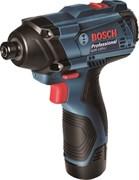 Аккумуляторный ударный гайковёрт Bosch GDR 120-LI [06019F0000]