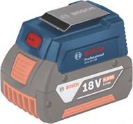BOSCH GAA 18V-24 Зарядное устройство USB от проф аккумуляторов Li-On, 14.4 и 18V, 2 USB порт[1600A00J61]