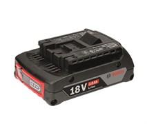 Аккумуляторный блок Bosch GBA 18V 3.0Ah [1600A012UV]